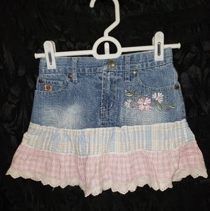 Pari blues skirt size 6